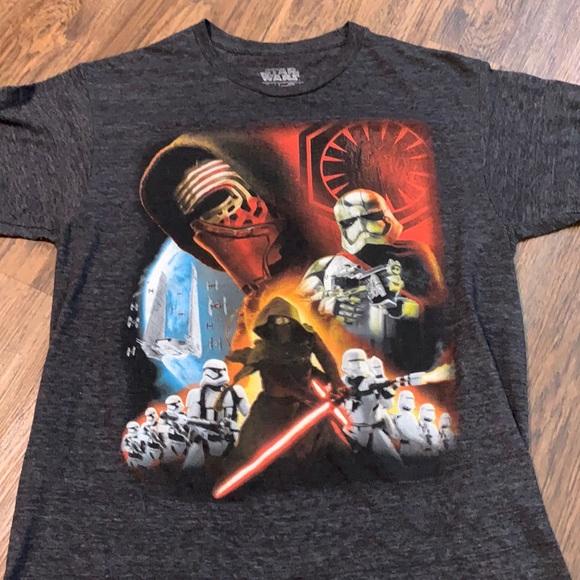EUC Star Wars T-shirt